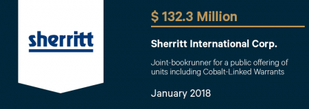73_SherrittInternationalCorp_$132.3M