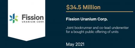 Fission Uranium Corp-May 2021