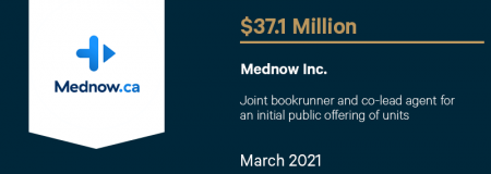 Mednow Inc-March 2021