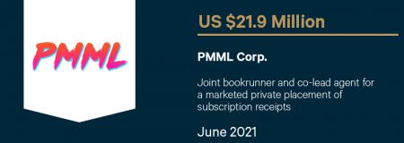 PMML Corp.-June 2021
