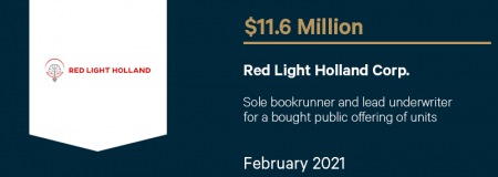 Red Light Holland Corp-February 2021