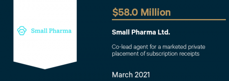 Small Pharma Ltd-March 2021