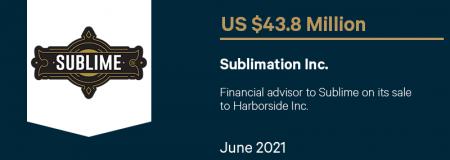 Sublimation Inc.-June 2021