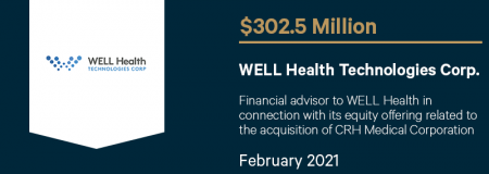 WELL Health Technologies Corp-February 2021